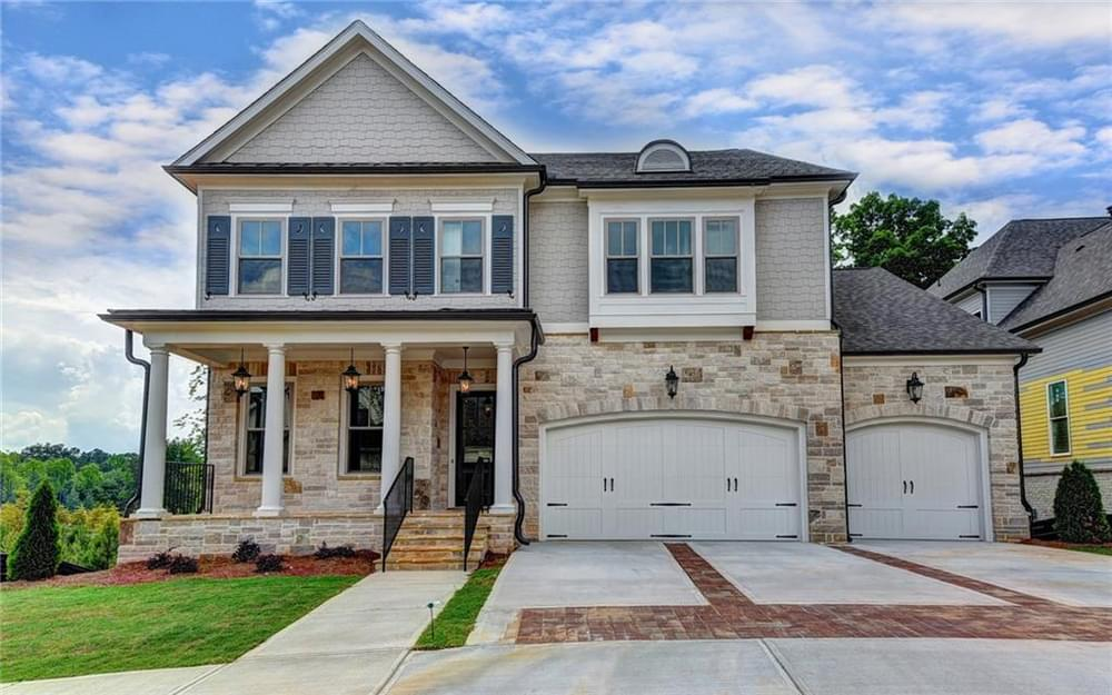 10525 Grandview Square New Home for Sale in Johns Creek GA
