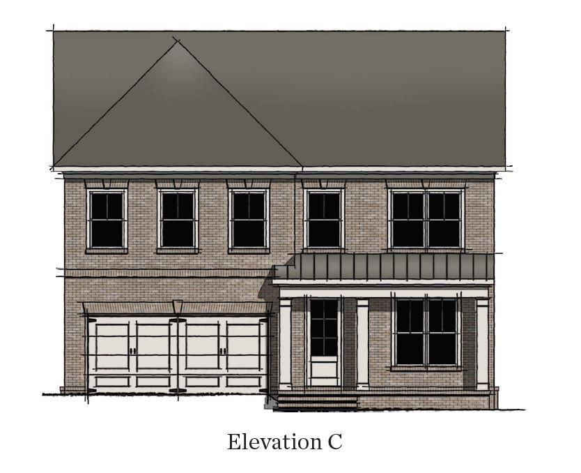 710 Armstead Terrace New Home for Sale in Alpharetta GA