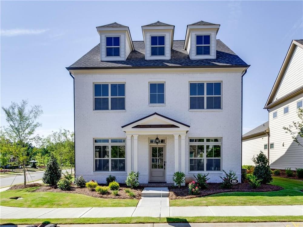 735 Armstead Terrace New Home for Sale in Alpharetta GA