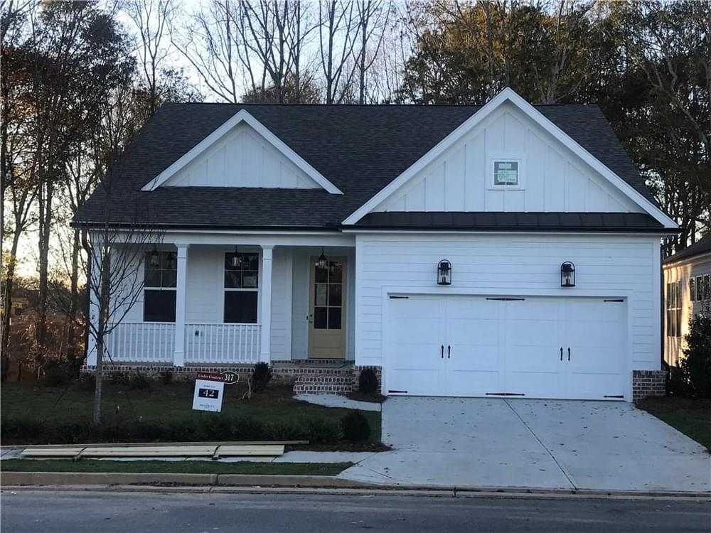 317 McDaniel Place New Home for Sale in Canton GA