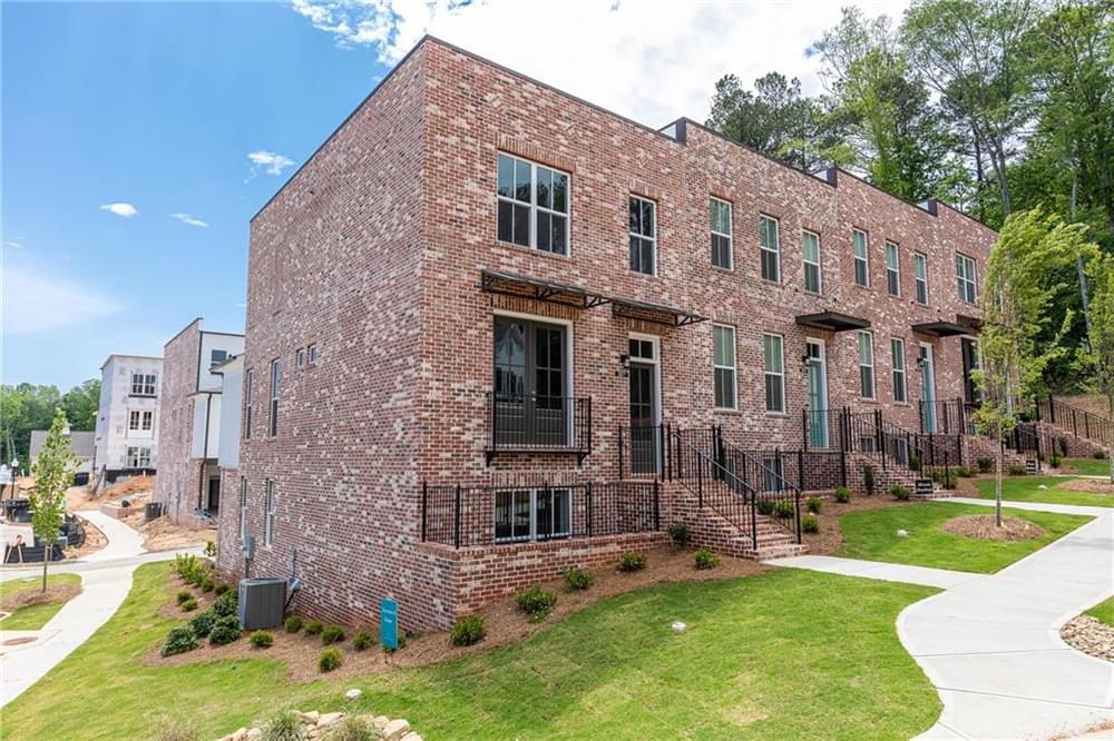 3863 Firewood Lane, 114 New Home for Sale in Suwanee GA