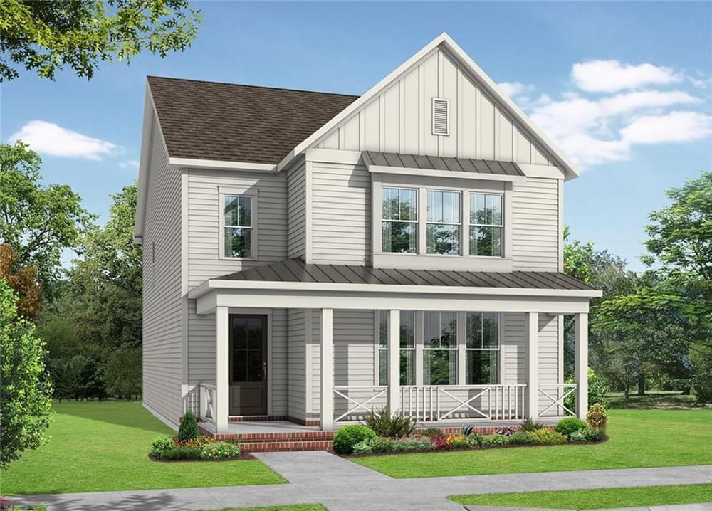 1692 Harvest Park Lane New Home for Sale in Suwanee GA