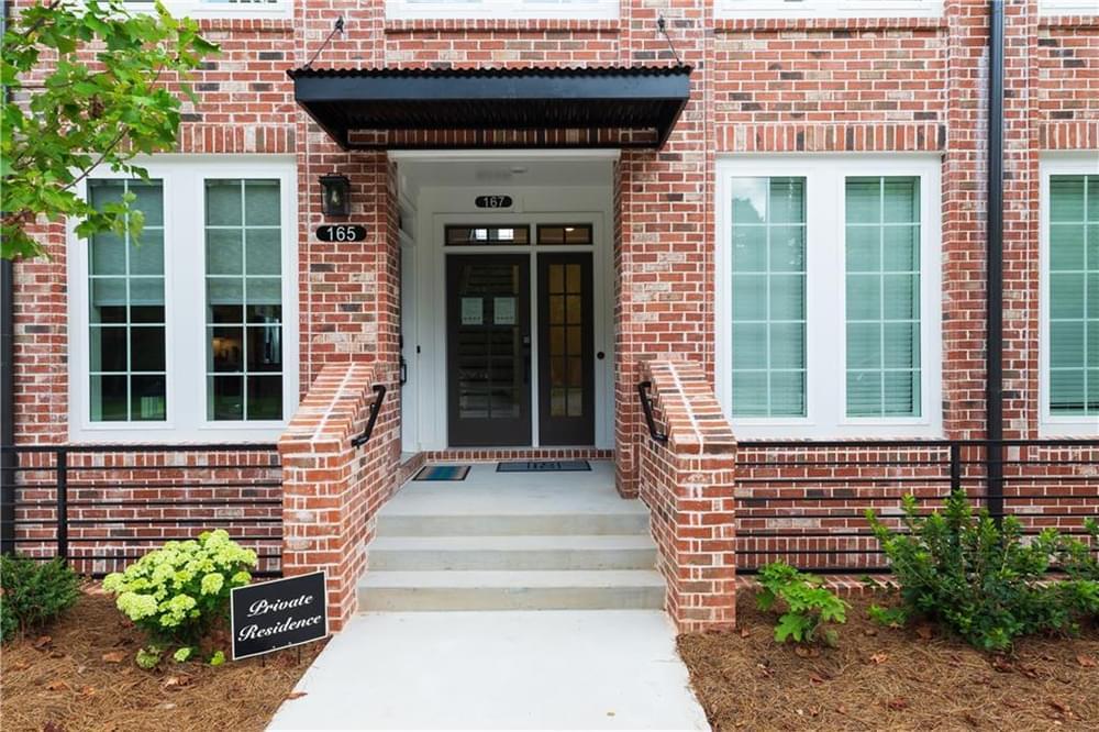 195 Devore Road New Home for Sale in Alpharetta GA