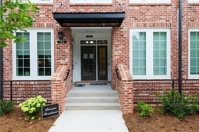 195 Devore Road New Home for Sale in Alpharetta GA