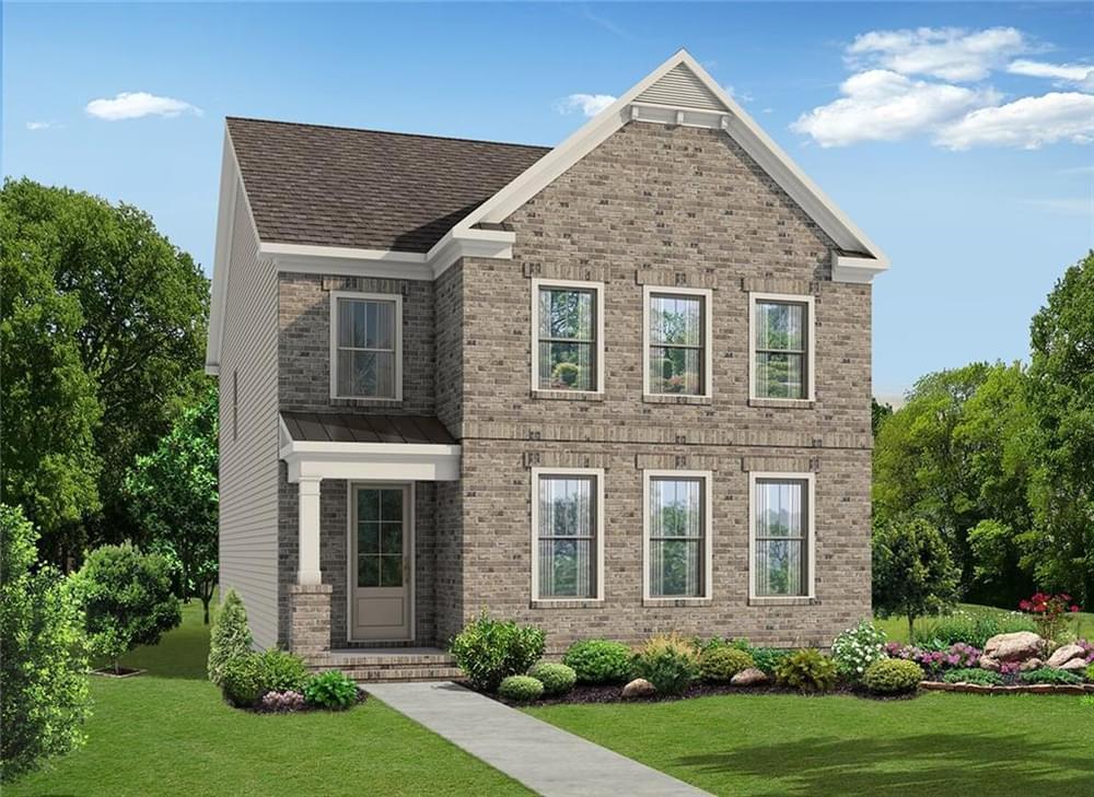 745 Armstead Terrace New Home for Sale in Alpharetta GA
