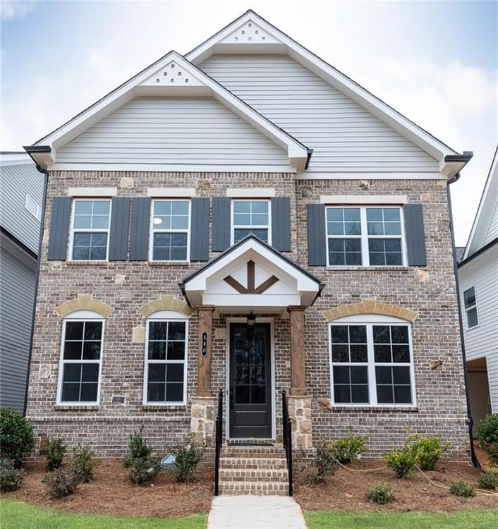 785 Armstead Terrace New Home for Sale in Alpharetta GA