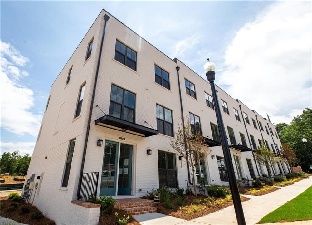 311 Burgess Walk New Home for Sale in Alpharetta GA