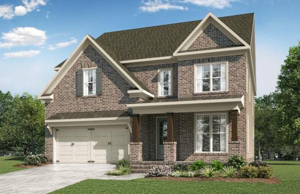 1282 Cauley Creek Overlook New Home for Sale in Johns Creek GA