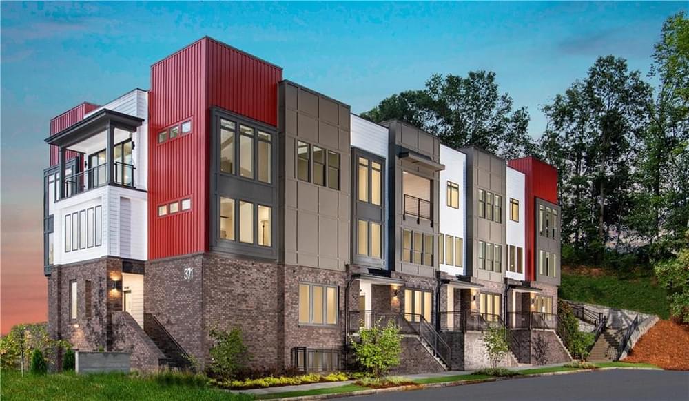 399 Pratt Drive, 903 New Home for Sale in Atlanta GA