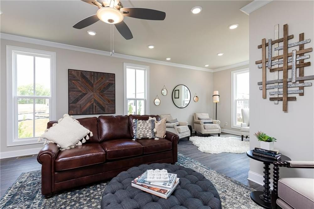 3862 Firewood Lane, 110 New Home for Sale in Suwanee GA