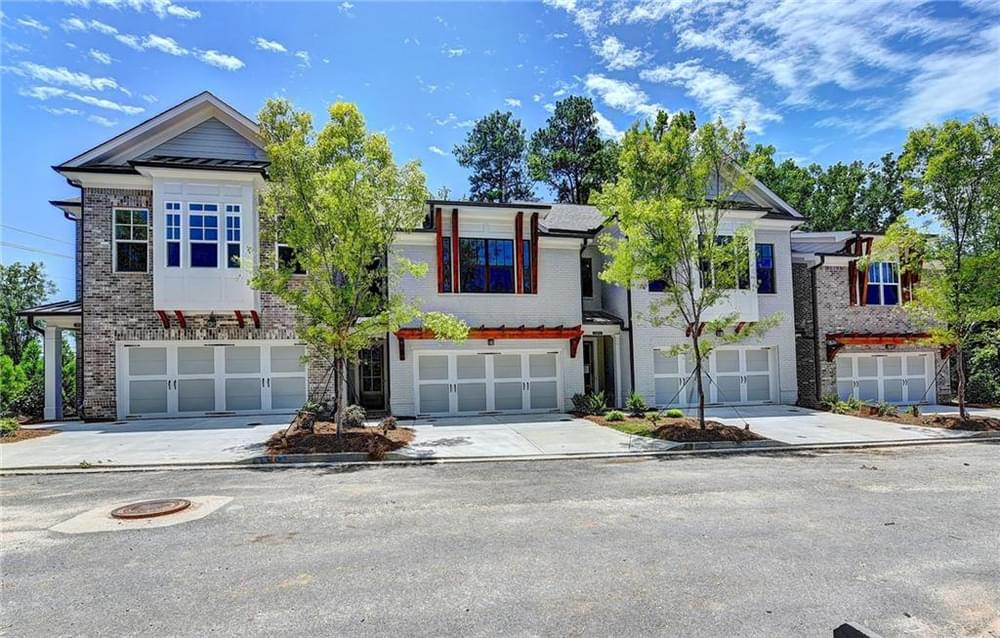 3787 Knox Park Overlook, 34 New Home for Sale in Duluth GA