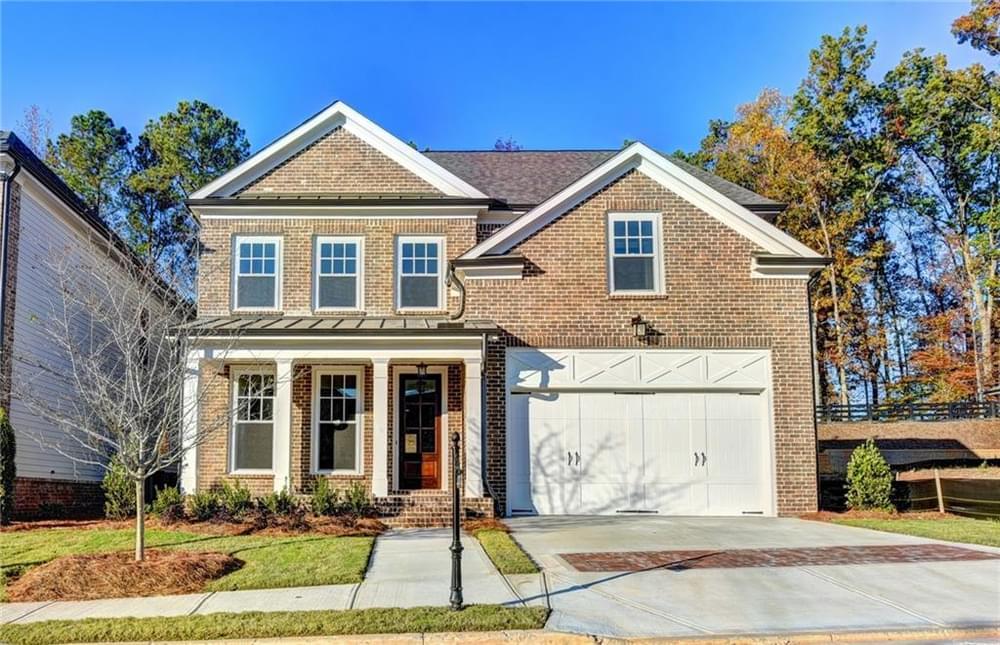 1280 Cauley Creek  Overlook New Home for Sale in Johns Creek GA