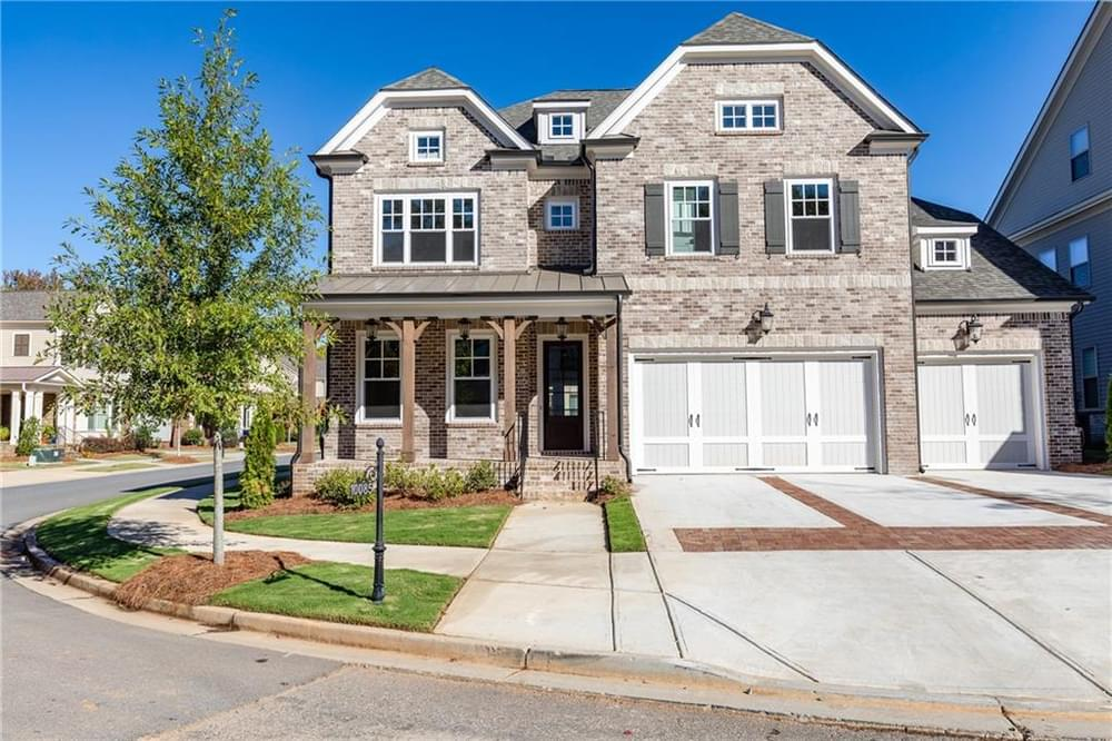 10485 Grandview Square New Home for Sale in Johns Creek GA