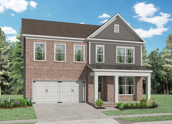 1431 Calvert Lane New Home for Sale in Johns Creek GA