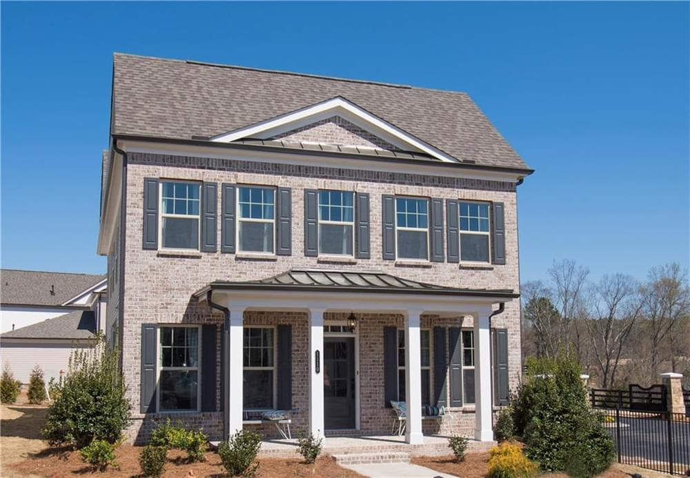 213 Hobson Lane New Home for Sale in Johns Creek GA