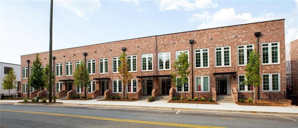 207 Devore Road New Home for Sale in Alpharetta GA