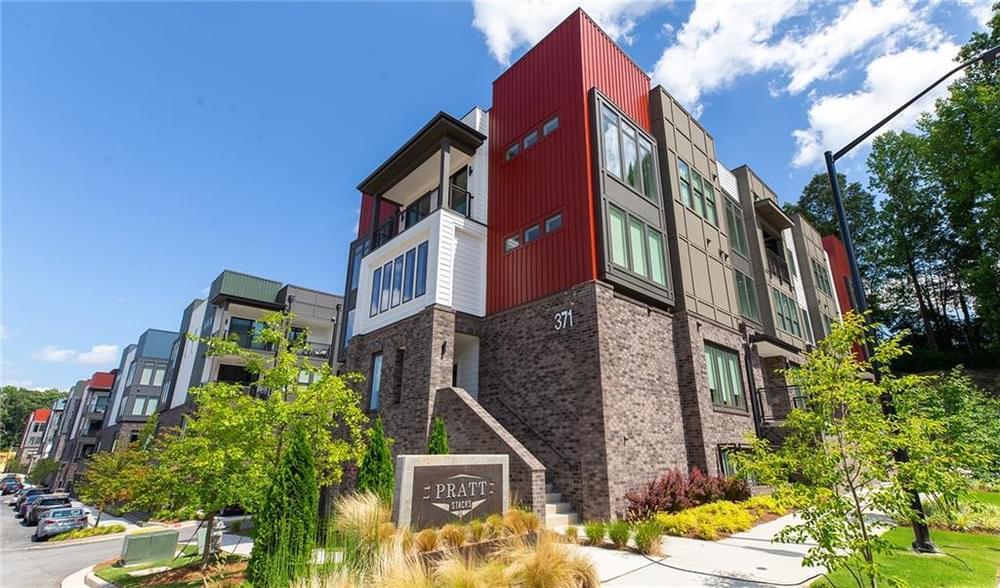 403 Pratt Drive, 1006 New Home for Sale in Atlanta GA
