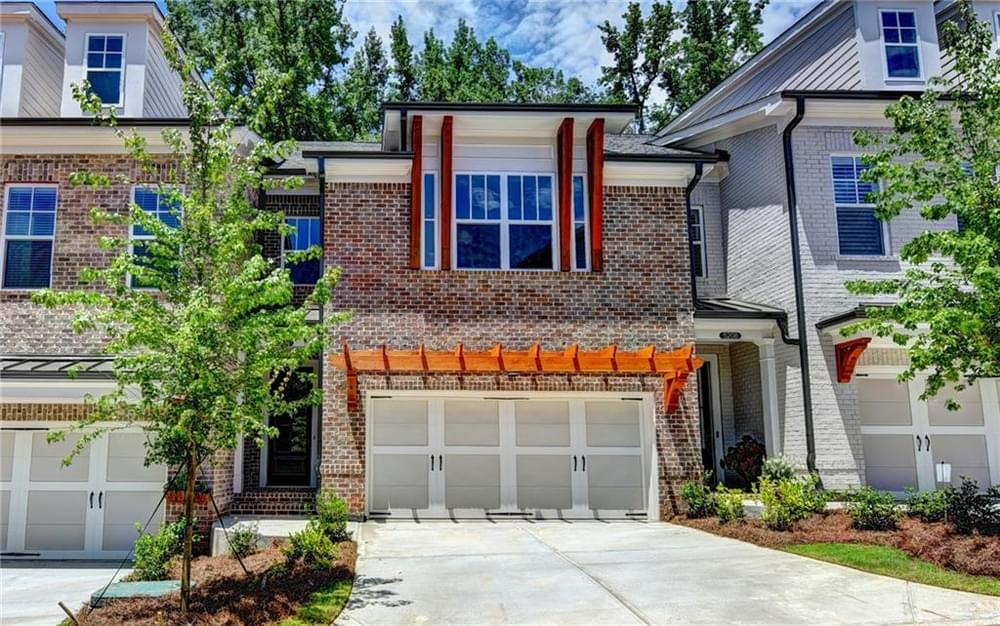 3767 Knox Park Overlook, 36 New Home for Sale in Duluth GA