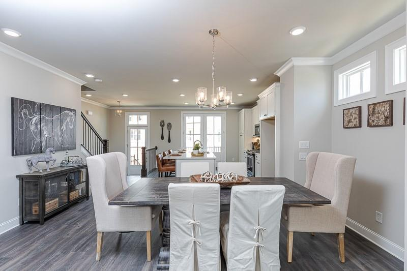 3822 Firewood Lane, 106 New Home for Sale in Suwanee GA