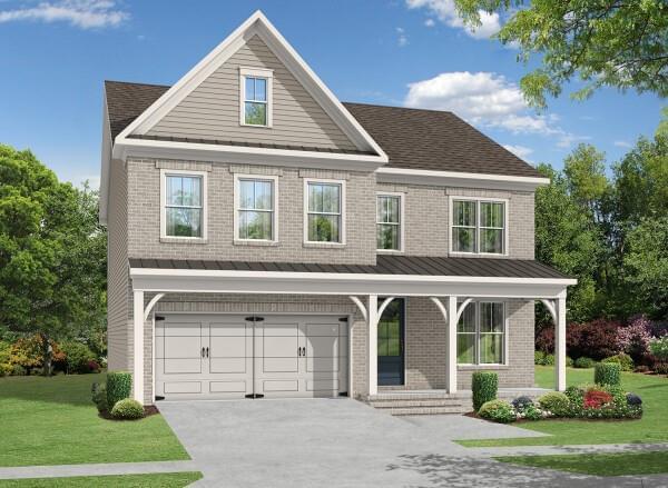 1429 Calvert Lane New Home for Sale in Johns Creek GA
