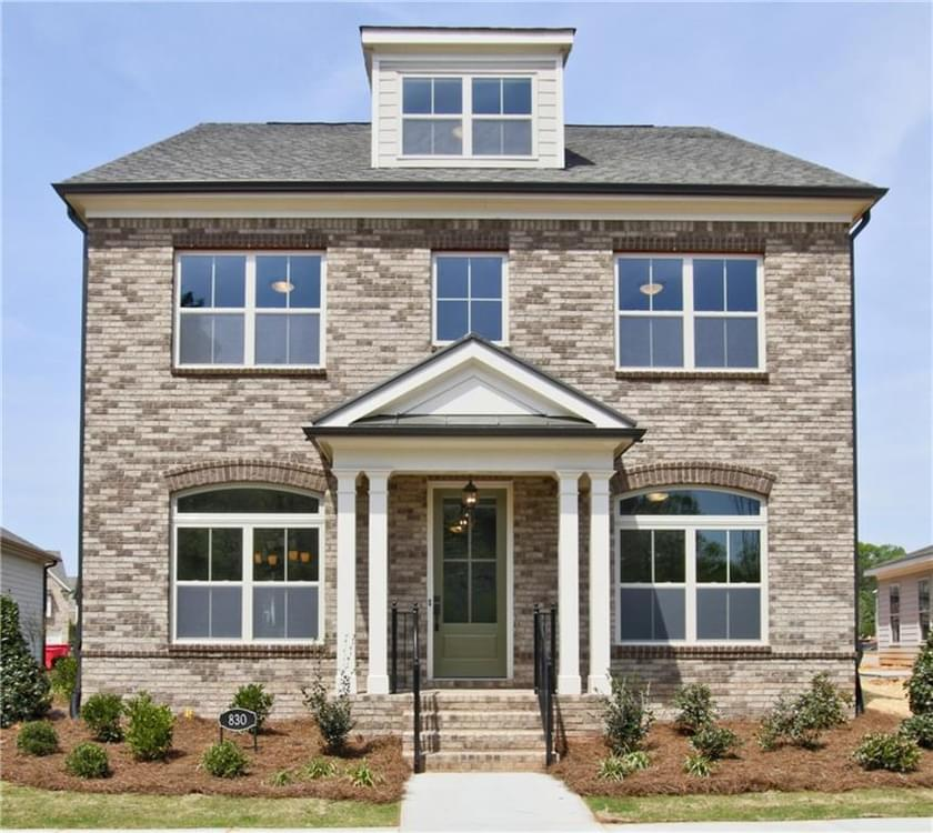 815 Armstead Terrace New Home for Sale in Alpharetta GA