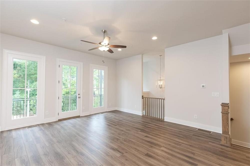 2,448sf New Home in Woodstock, GA
