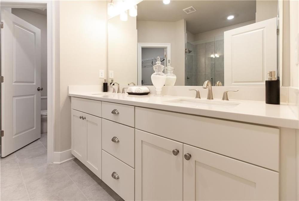 Master Bath 2. New Home in Decatur, GA