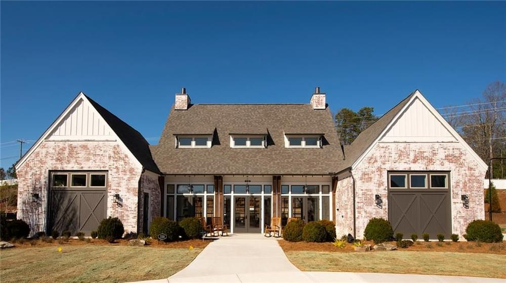 5br New Home in Canton, GA