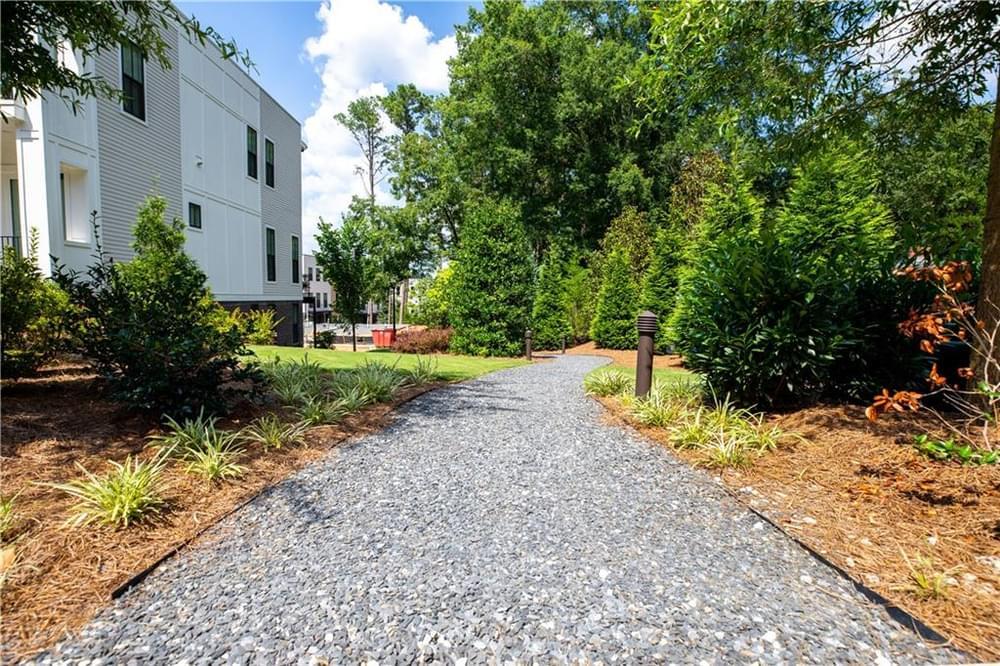 Trail Through Park. 855 Constellation Drive, 37, Decatur, GA