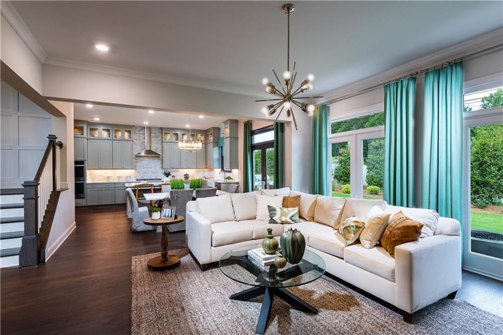 3,607sf New Home in Canton, GA