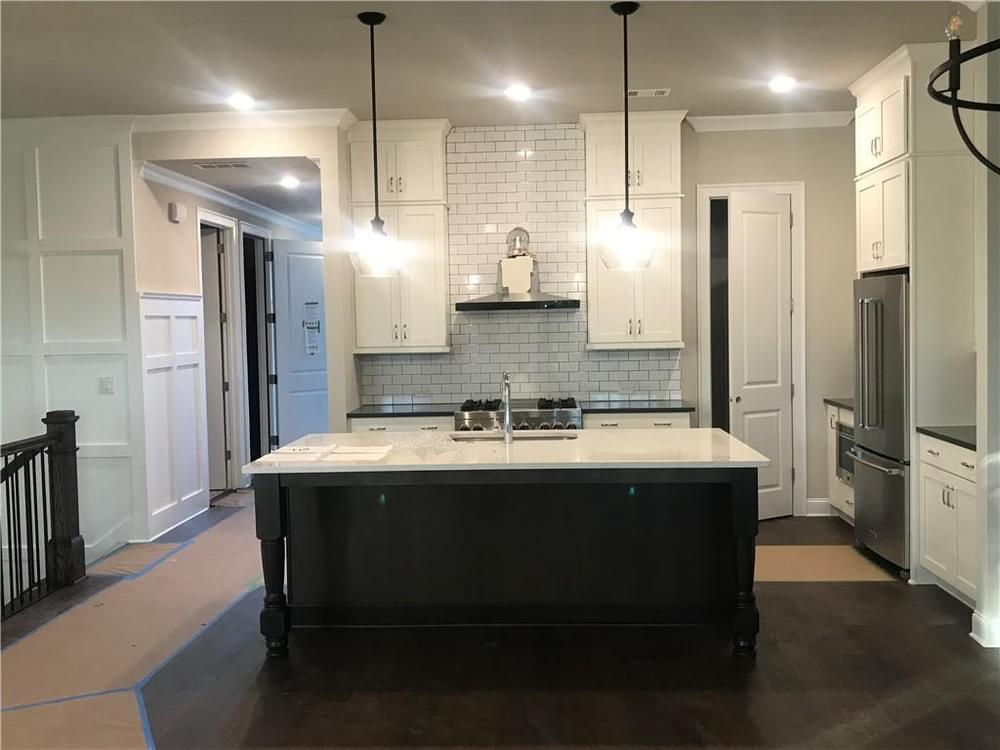 4br New Home in Canton, GA