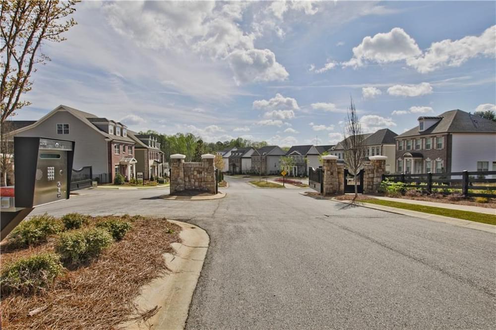 Alpharetta, GA New Home