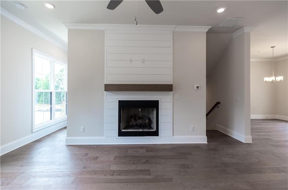 3br New Home in Alpharetta, GA