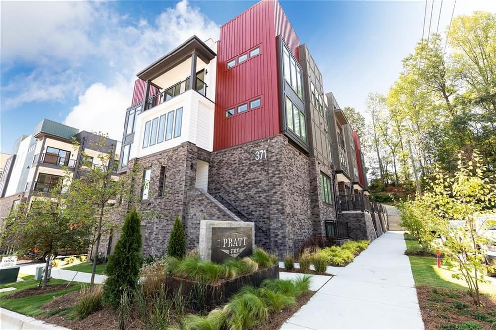 400 Pratt Drive, 1404 New Home for Sale in Atlanta GA