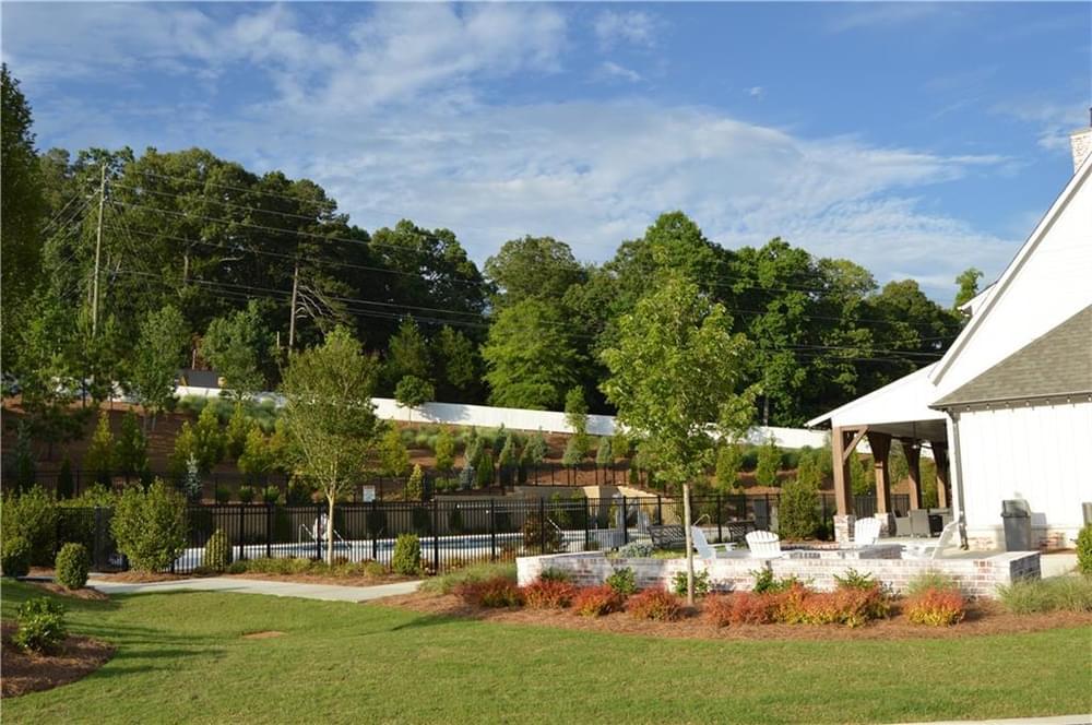 2,200sf New Home in Canton, GA