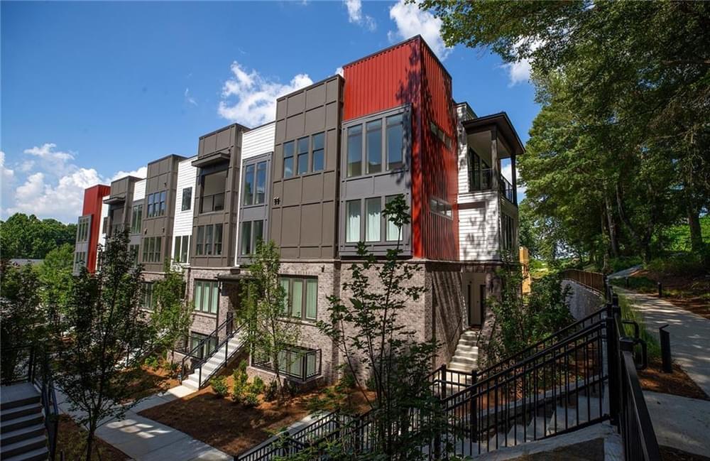 399 Pratt Drive, 907 New Home for Sale in Atlanta GA