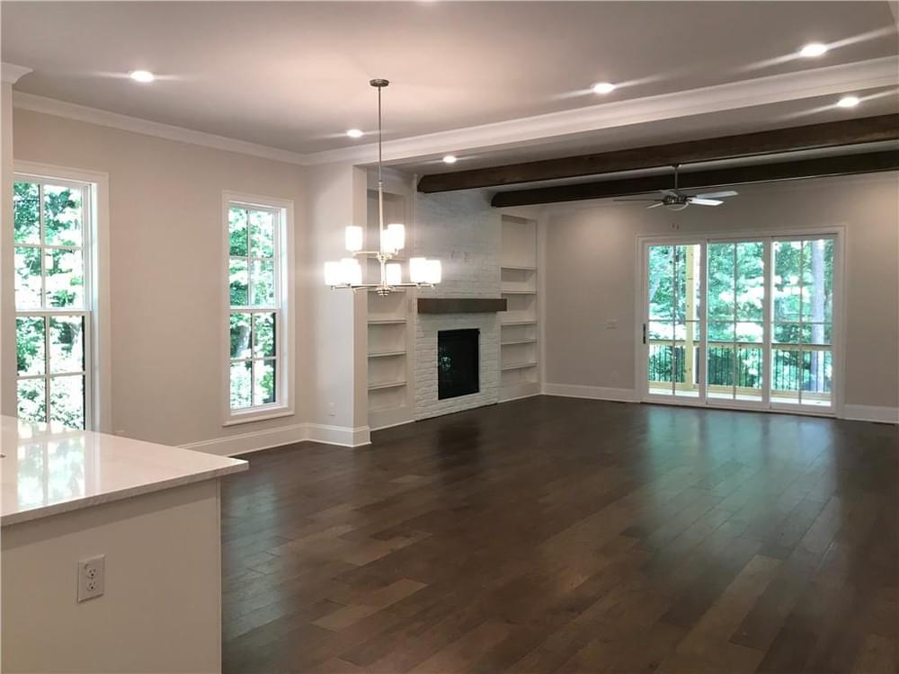 119 Cumming Street New Home for Sale in Alpharetta GA
