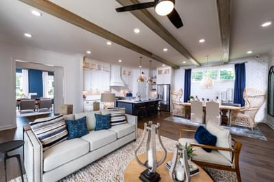 Year-End Savings Up to $15K Available on New Hickory Flat Homes at Idylwilde*
