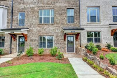 3612 Knox Park Overlook, 2 New Home for Sale in Duluth GA