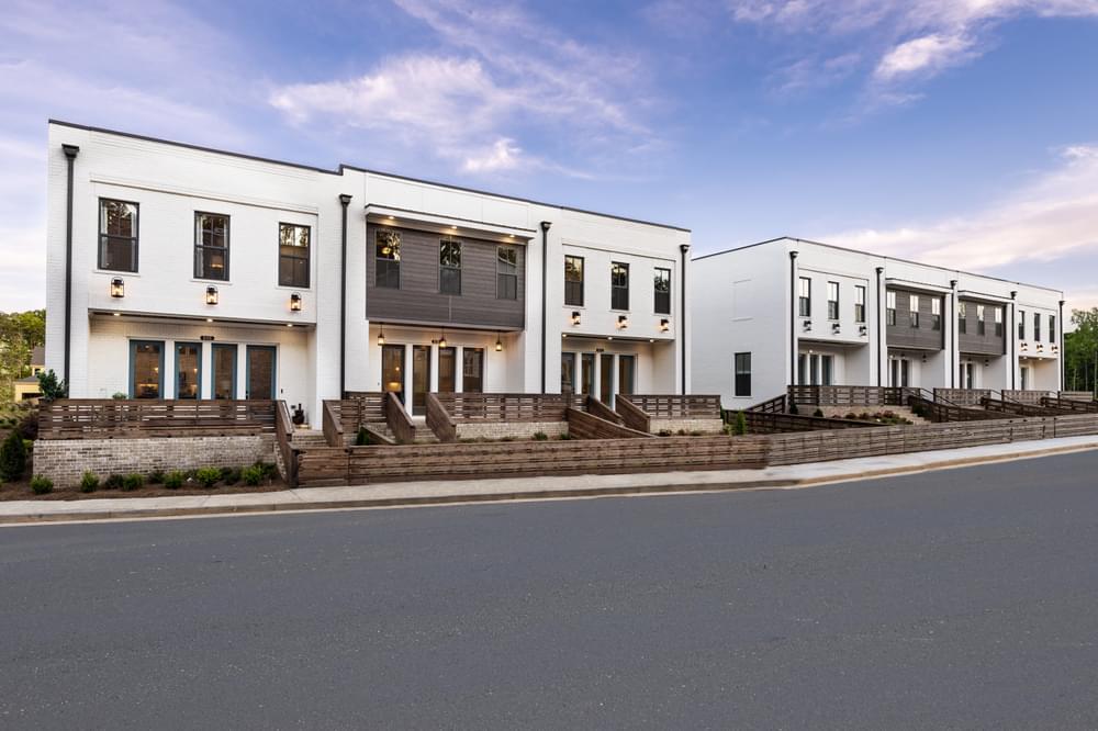 Pierce and Preston Home Designs. New Homes in Suwanee, GA