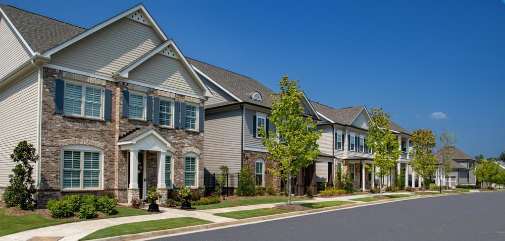 Bellmoore Park New Homes in Johns Creek, GA