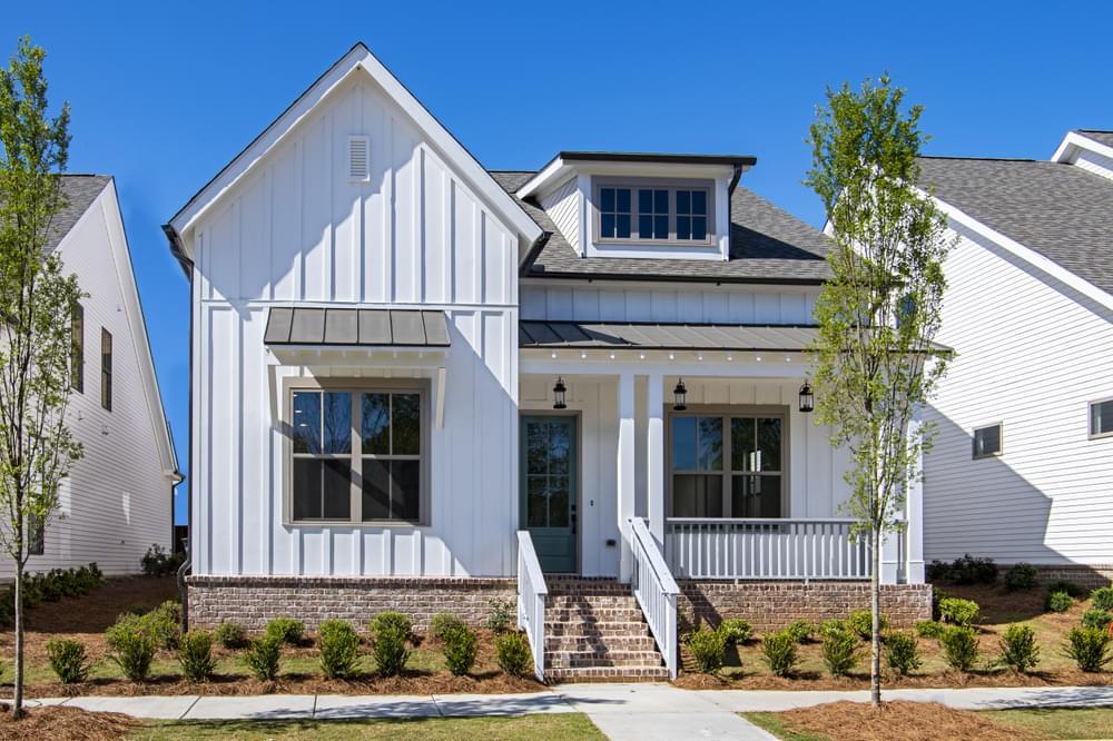 Hampton Home Design. Suwanee, GA New Homes
