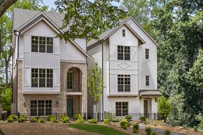 East of Main New Homes in Alpharetta, GA
