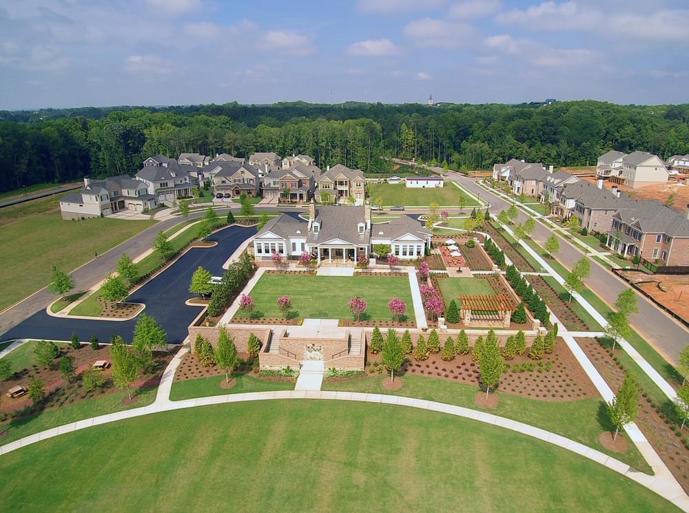 Johns Creek, GA New Homes
