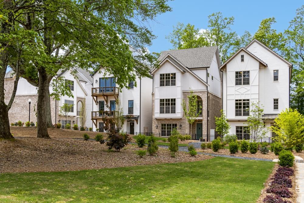New Homes in Alpharetta, GA