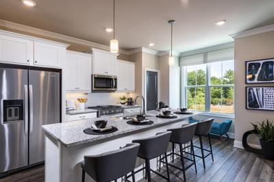 Glendale Rowes New Homes in Clarkston, GA