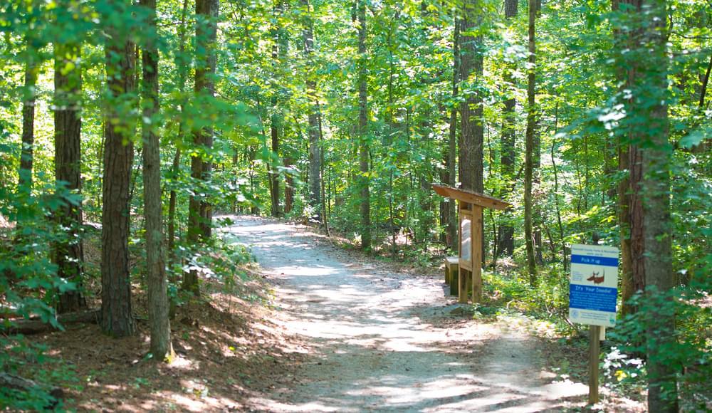 Suwanee Greenway Trail. Harvest Park New Homes in Suwanee, GA