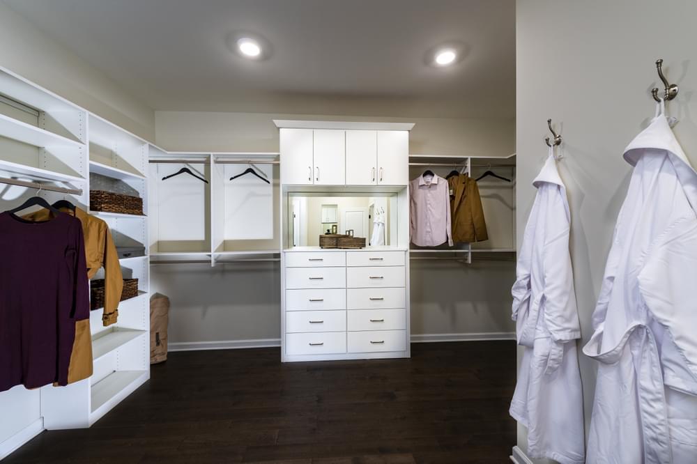 Pierce Model Home. Harvest Park New Homes in Suwanee, GA