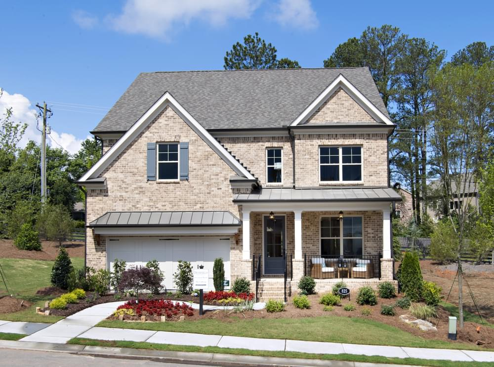 Central Park at Deerfield Township New Homes in Alpharetta, GA