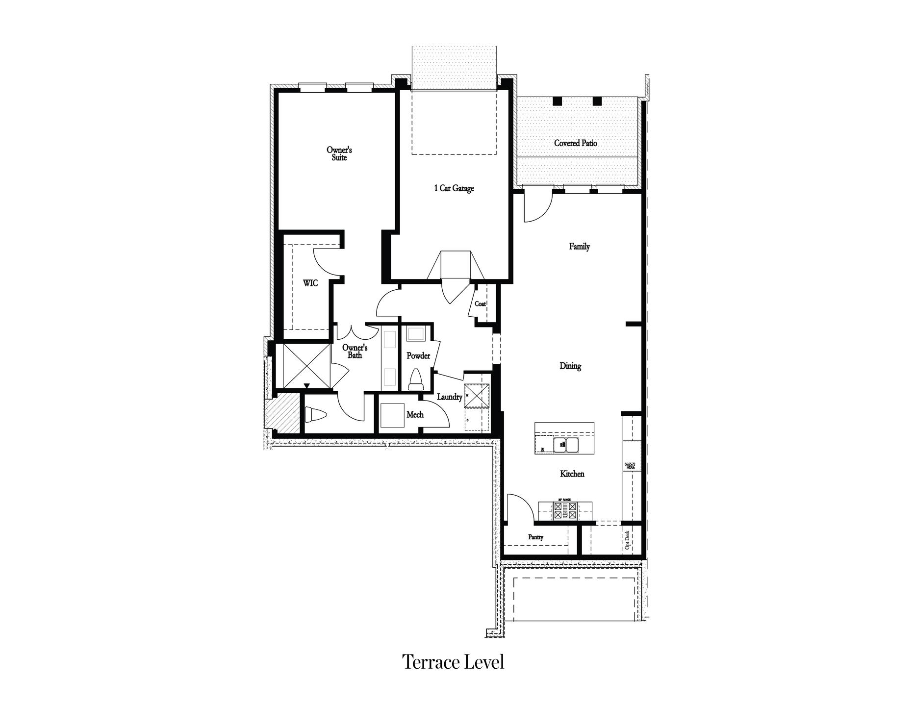 1,410sf New Home in Alpharetta, GA